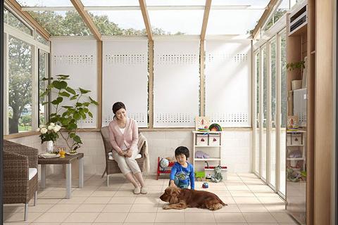 ガーデンルーム②